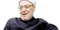 ميلاد العالم الجليل والمفكر الإسلامي الشيخ محمد الغزالي 22-9