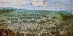 8-11 ذكرى وقوع معركة الجبل الأبيض قرب مدينة براغ بين  الكاثوليك والبروتستانت