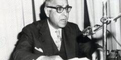1 فبراير ذكرى ميلاد الفيلسوف والكاتب المصري زكي نجيب محمود