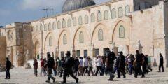 27 فبراير ذكرى اقتحام القوات الاسرائيلية المسجد الأقصى اثناء صلاة الجمعة