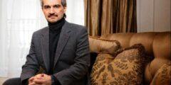 7 مارس ميلاد رابع أغنى رجل بالعالم الأمير الوليد بن طلال آل سعود