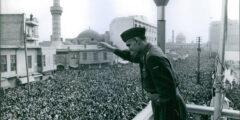 9 فبراير ذكرى اعدام رئيس وزراء العراق عبد الكريم قاسم بعد يوم من إقالته