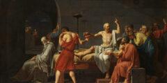 15 فبراير ذكرى الحكم بالاعدام على سقراط الفيلسوف اليوناني الاشهر والاول في التاريخ