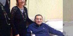 25 فبراير رحيل الرئيس محمد حسني مبارك رابع رؤساء مصر و تم خلعه في ثورة يناير