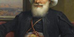 4 مارس ميلاد الوالي العثماني محمد علي باشا مؤسس مصر الحديثة